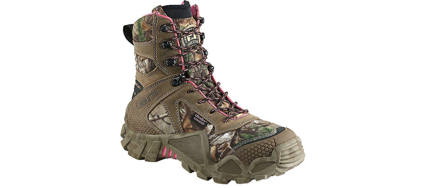 Irish Setter Women's Vaprtrek Hunting Boots