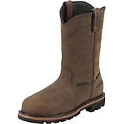 Justin Men's Wyoming Worker II Waterproof Composite Toe Work Boots