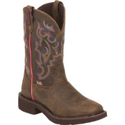 Justin Women's Buffalo Waterproof Gypsy Boots