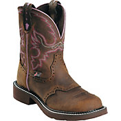 Justin Women's Gypsy Wanette Steel Toe Work Boots