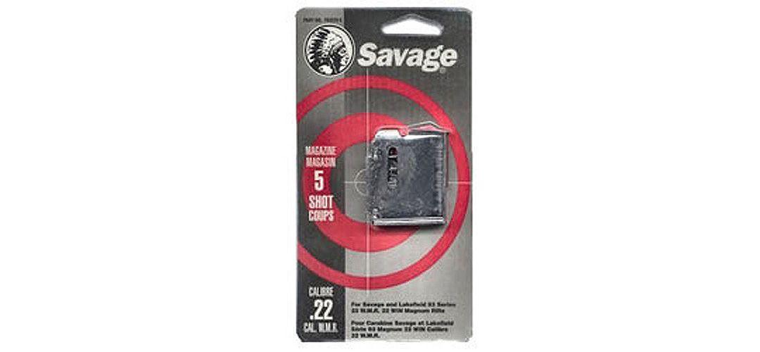 Savage Arms  22 Magnum/ 17 HMR Magazine