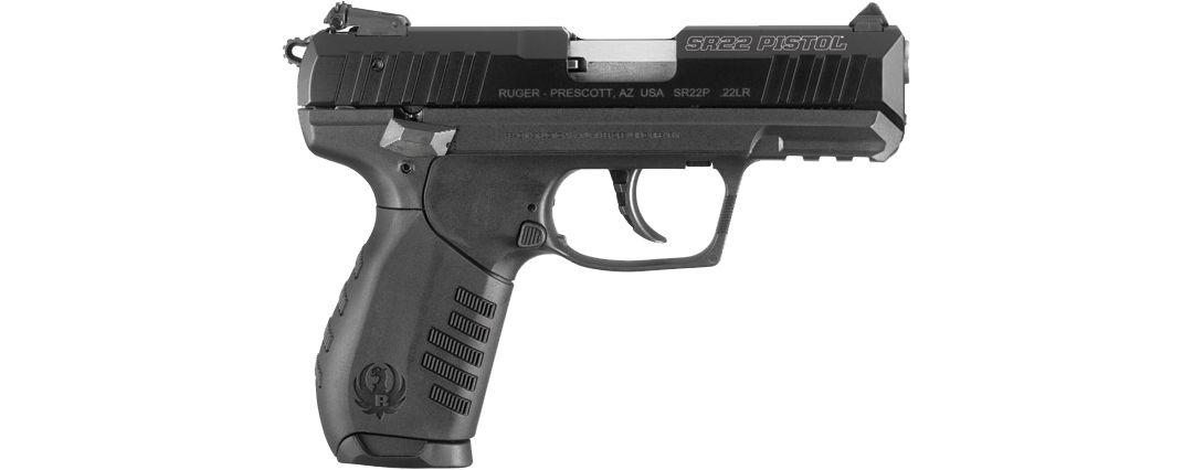 Ruger Sr22 Rimfire Pistol Compact Field Stream