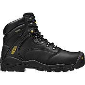 KEEN Men's Louisville 6'' Waterproof Steel Toe Work Boots