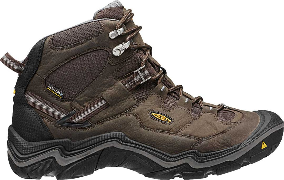 00c61239cba KEEN Men's Durand Mid Waterproof Hiking Boots