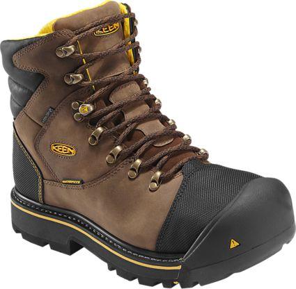 c91b485010a50f KEEN Men s Milwaukee Waterproof Steel Toe Work Boots