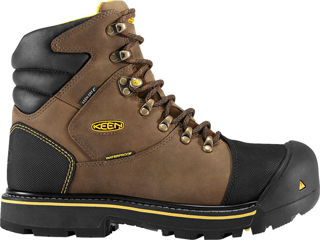 Boots Work Steel Toe