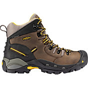 KEEN Men's Pittsburgh Waterproof Work Boots