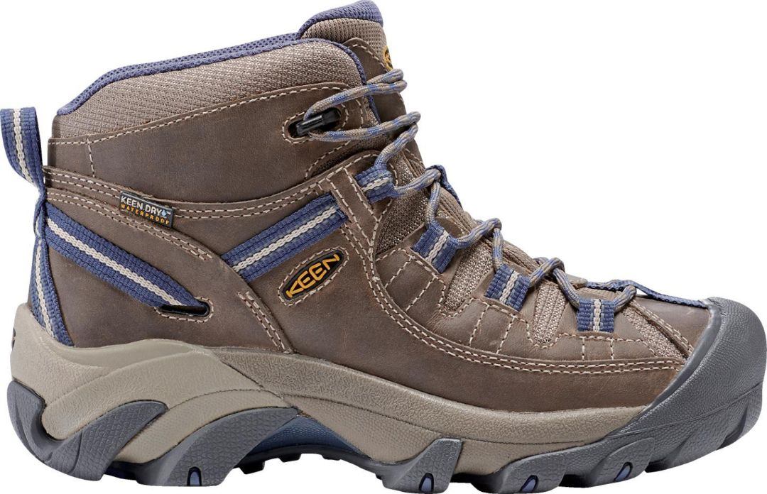 7b49e4baab5 KEEN Women's Targhee II Mid Waterproof Hiking Boots
