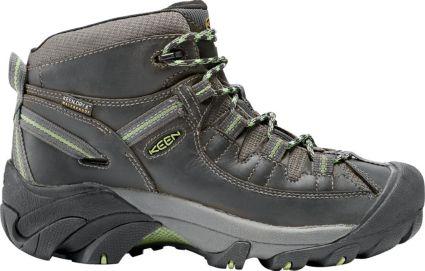 KEEN Women's Targhee II Mid Waterproof Hiking Boots