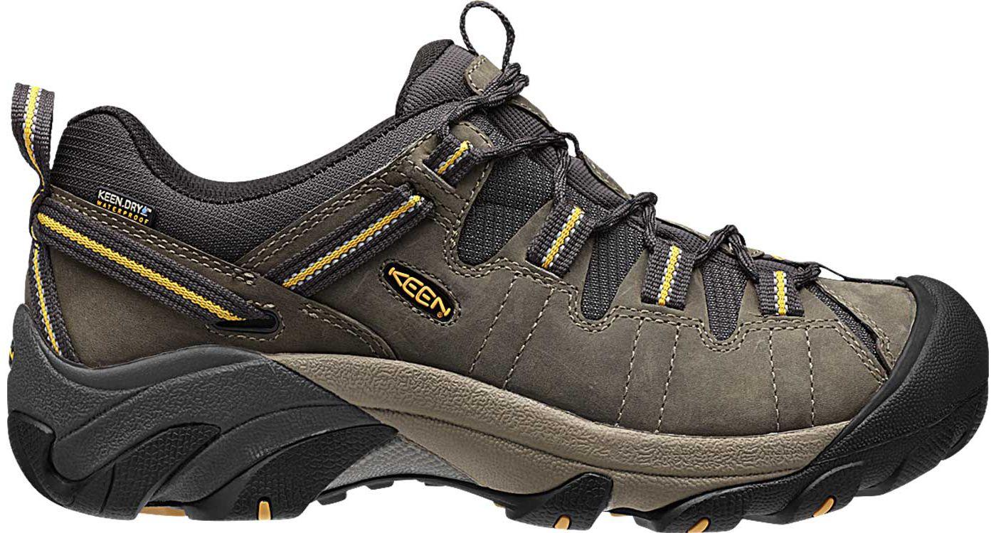KEEN Men's Targhee II Waterproof Hiking Shoes