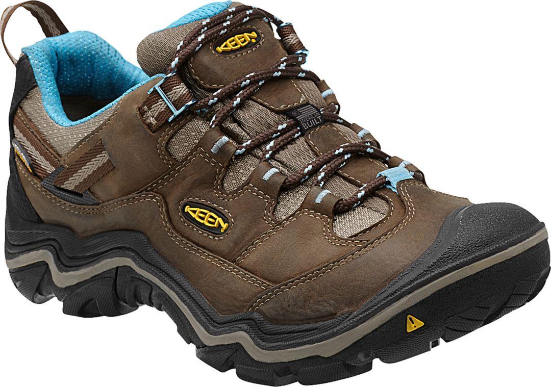 226c8e7048e KEEN Women's Durand Low Waterproof Hiking Shoes