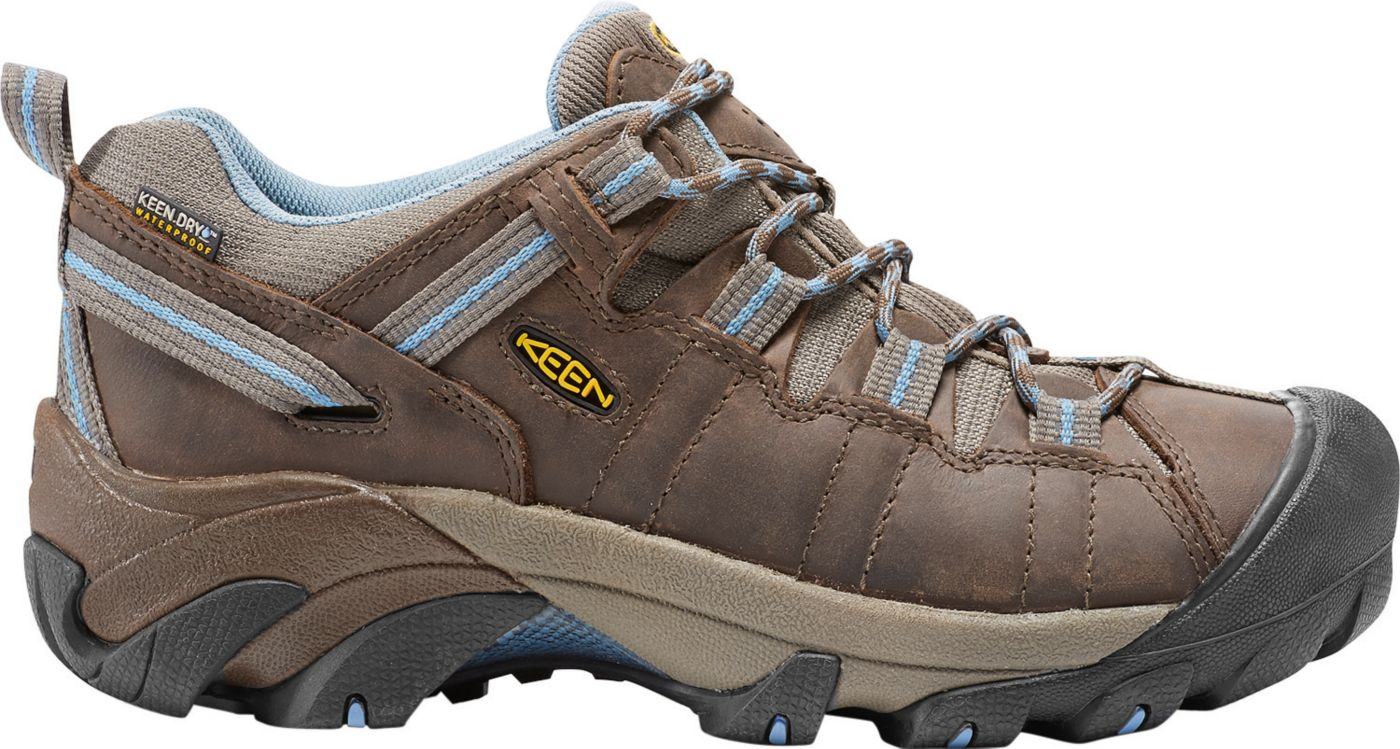 KEEN Women's Targhee II Waterproof Hiking Shoes