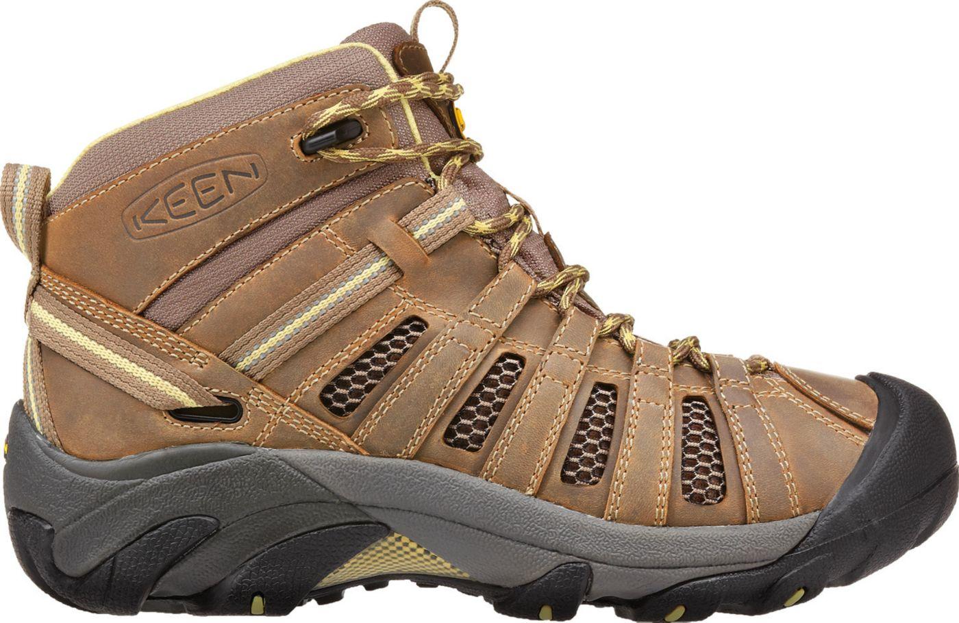 KEEN Women's Voyageur Mid Hiking Boots