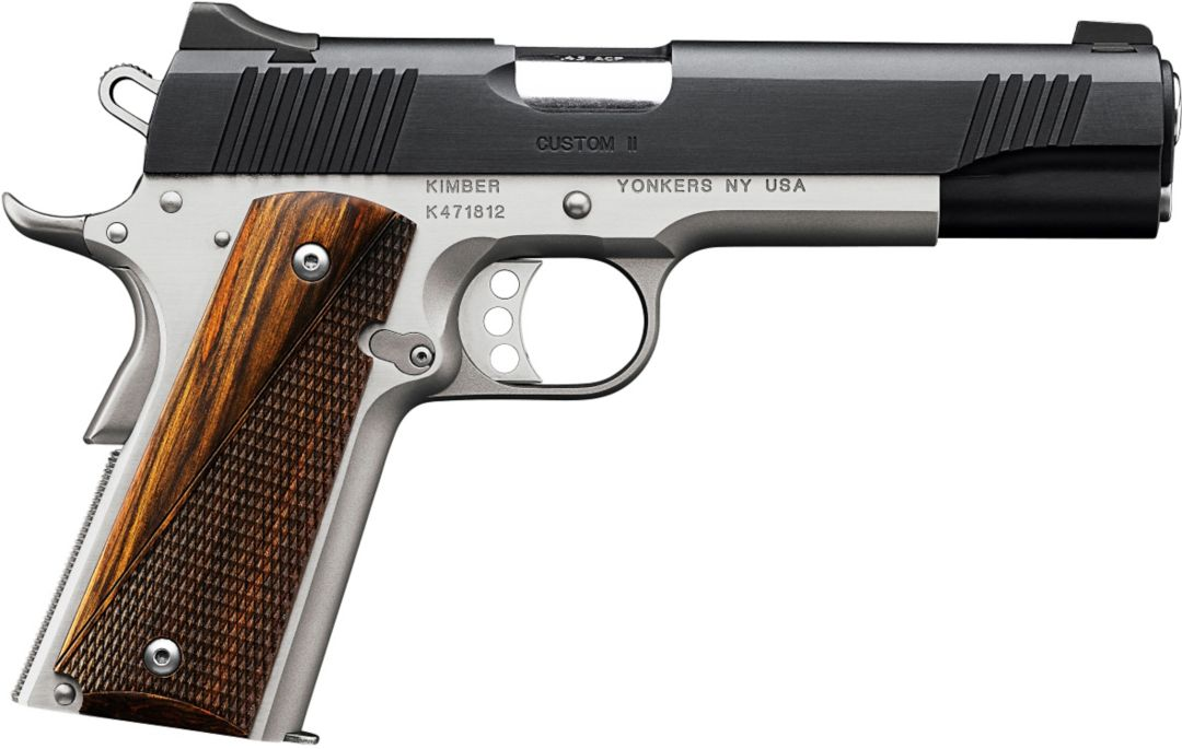 Image result for Kimber 1911