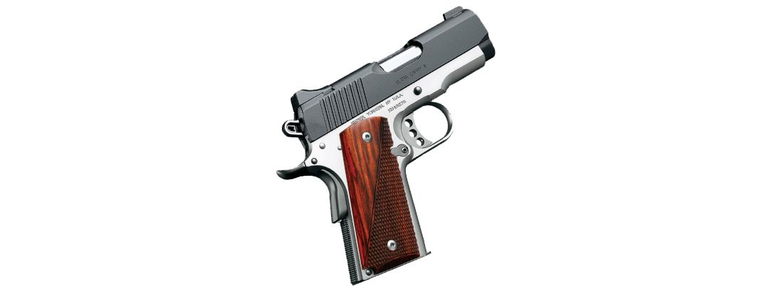 Kimber Ultra Carry II Micro Pistol