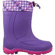 Kamik Kids' Snobuster 2 Waterproof Thermal Winter Boots