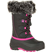 Kamik Kids' Snowgypsy Waterproof Winter Boots