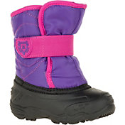 Kamik Toddler Snowbug 3 Easy-On Waterproof Insulated Winter Boots