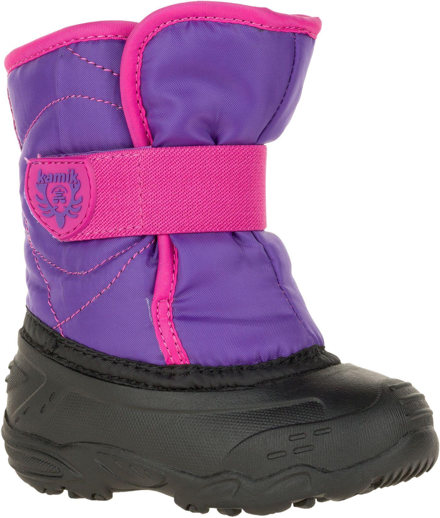 Kamik Toddler SnowBug3 Winter Boots