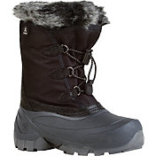 Kamik Kids' Powdery Insulated Waterproof Winter Boots