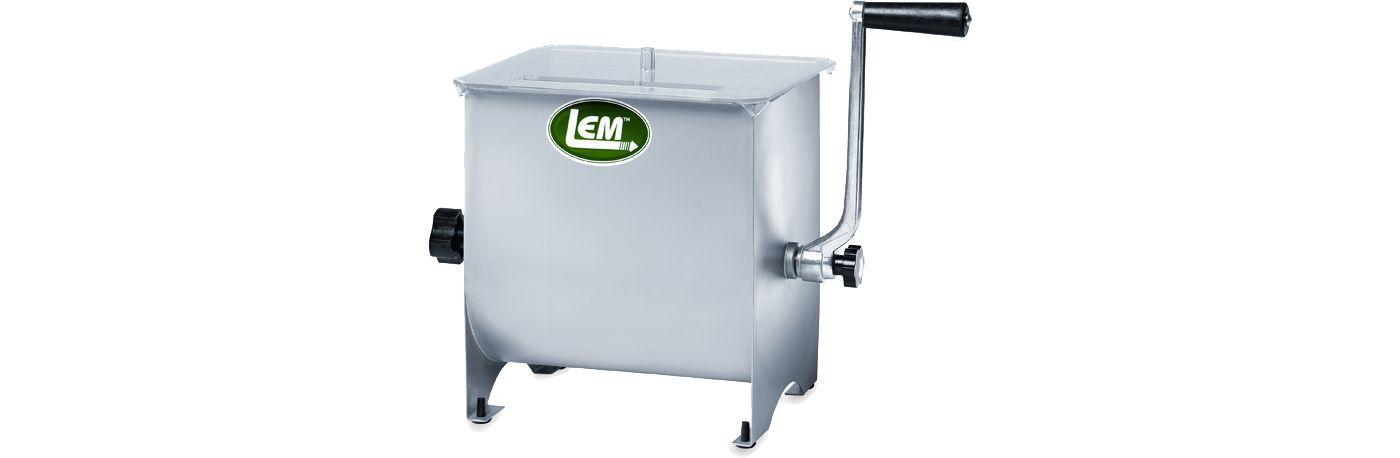 LEM Manual Meat Mixer 20lb. Capacity