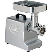 LEM Mighty Bite #8 Aluminum Grinder