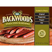 LEM Custom-Blended Backwoods Snack Seasoning Variety Pack