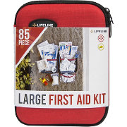 Lifeline 85-Piece First Aid Kit