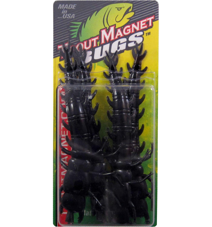 Leland's Trout Magnet Helgrammite Soft Baits