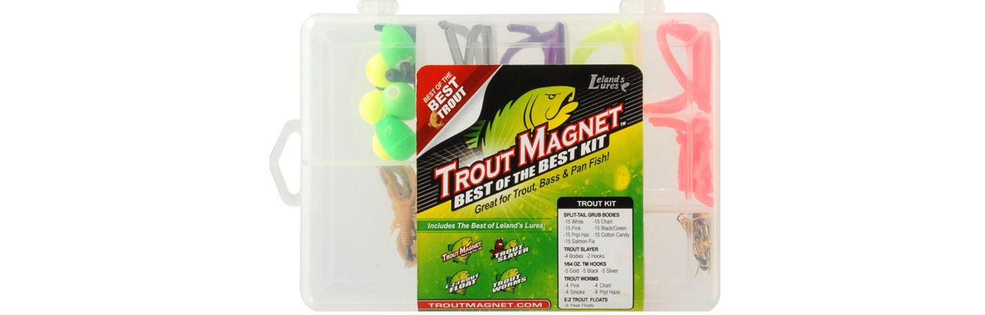 Leland Trout Magnet Best of the Best Trout Kit