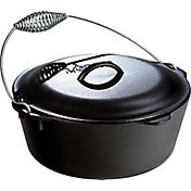 Lodge Cast Iron 7 Quart Dutch Oven with Bail Handle