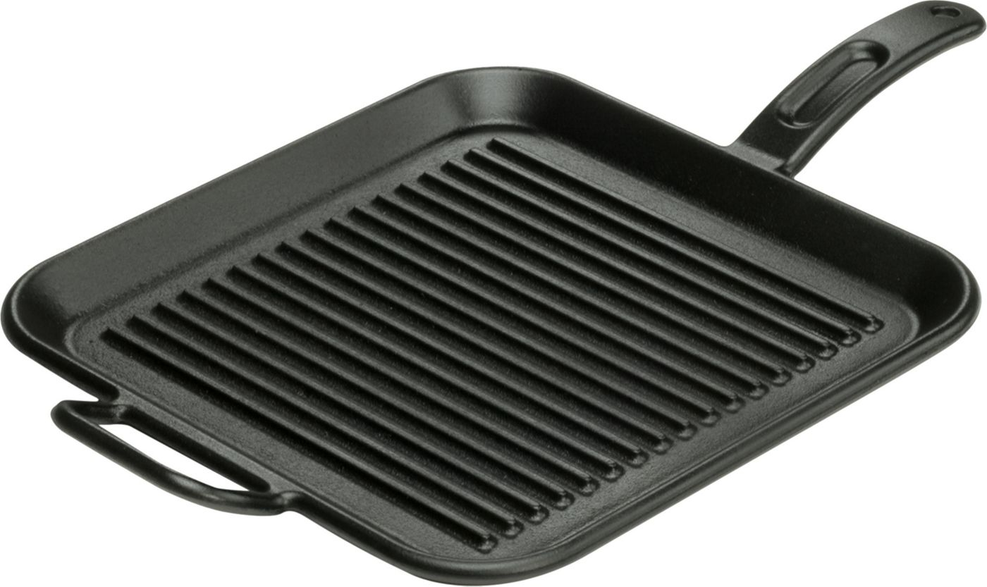 Lodge Cast Iron Pro Logic Square Grill Pan