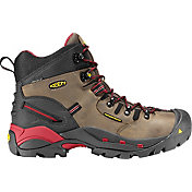 KEEN Men's Pittsburgh 6'' Waterproof Steel Toe Work Boots