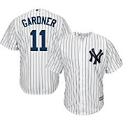 Product Image · Majestic Men s Replica New York Yankees Brett Gardner  11  Cool Base Home White Jersey 40ddcb50287