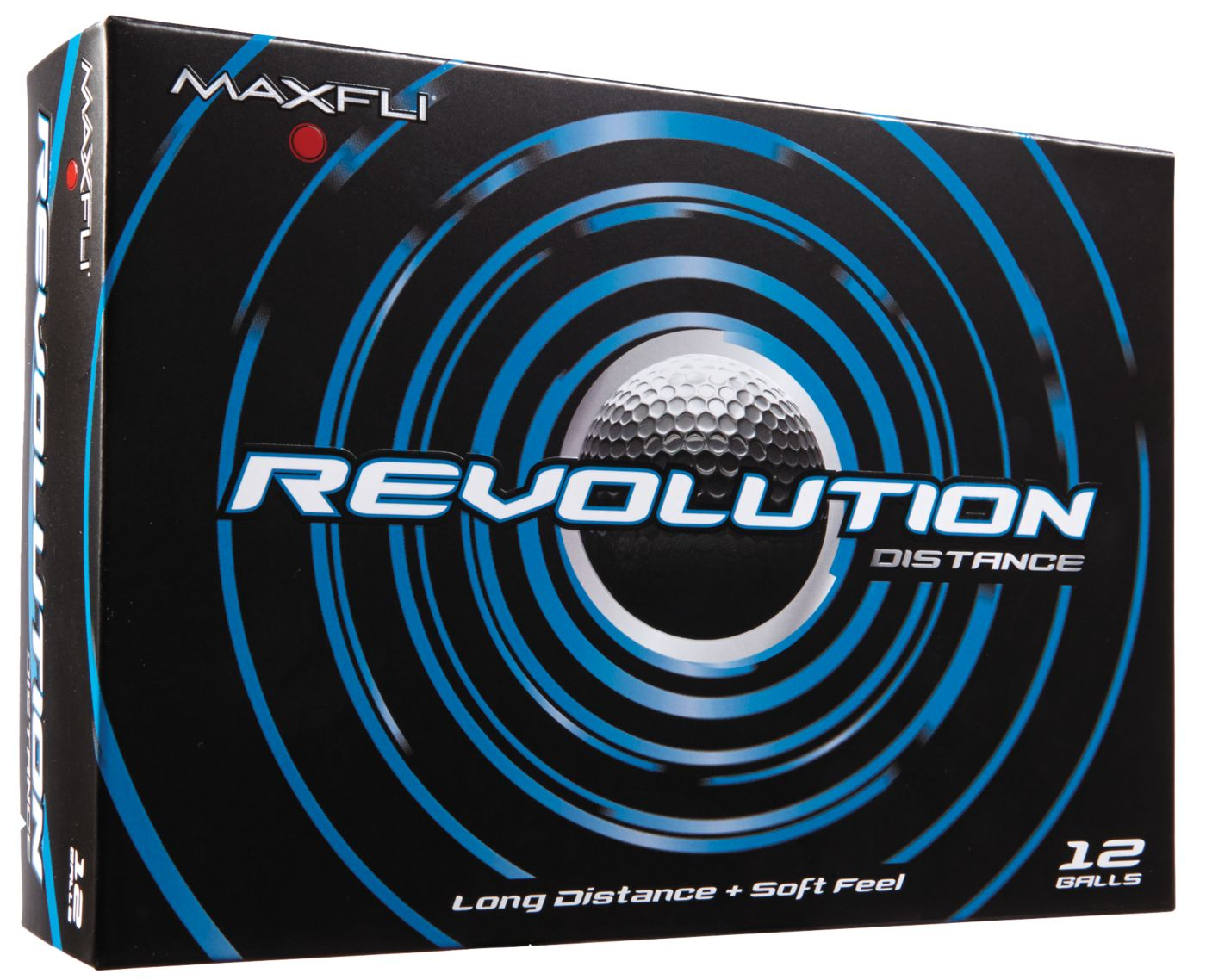 Maxfli Revolution Distance Personalized Golf Balls