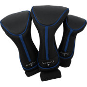 Maxfli Deluxe Longneck Headcovers (3-Piece Set)