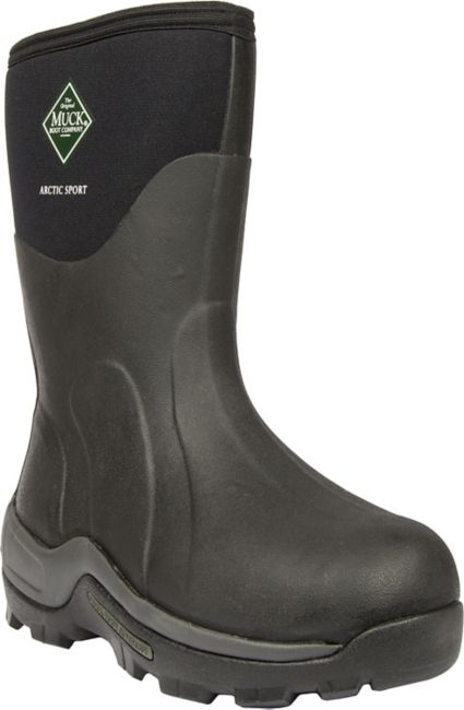 pretty nice bb412 f50f0 Muck Boots Adults Arctic Sport Mid Waterproof Insulated Winter Boots