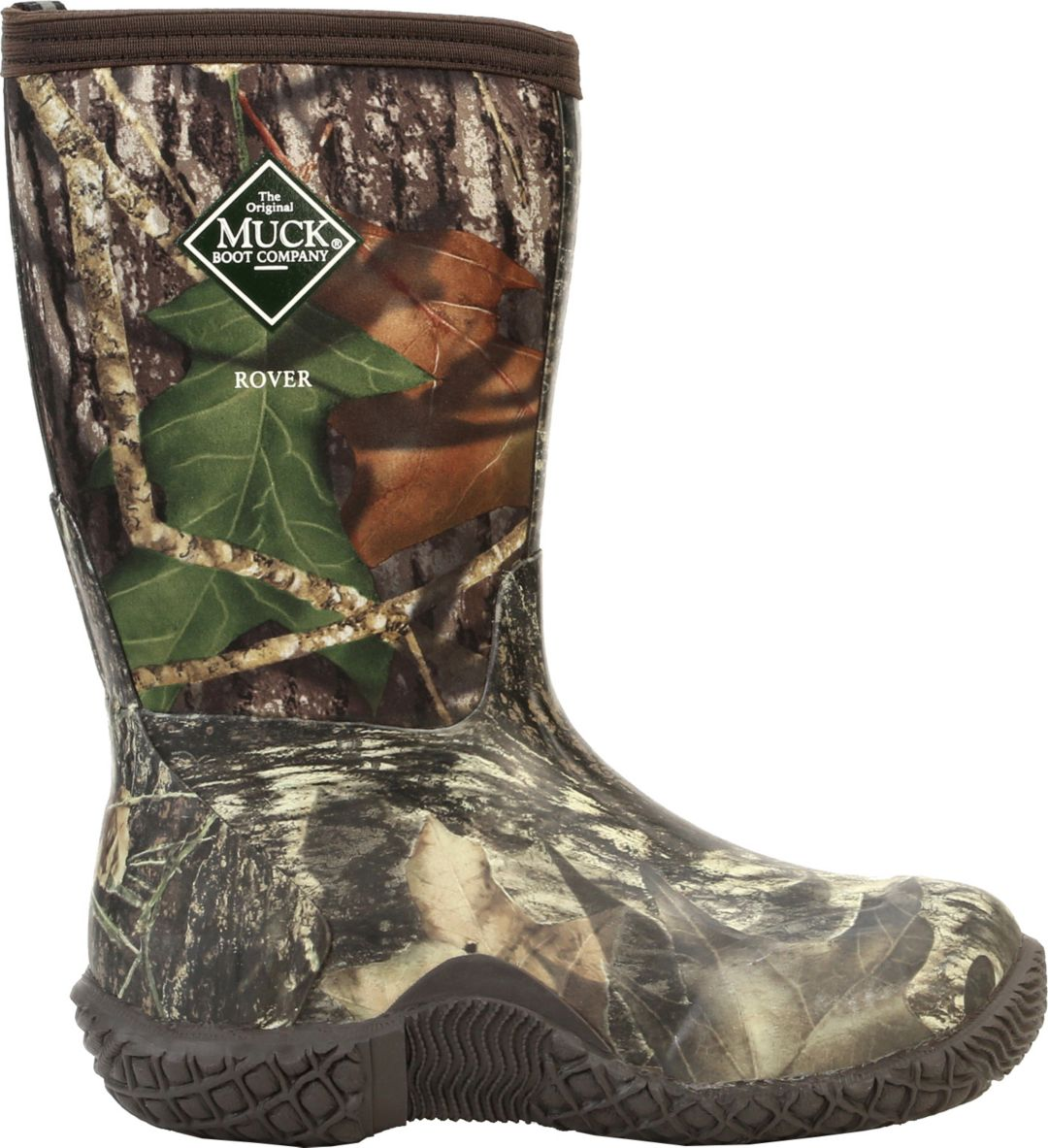 5f697824a82fb Muck Boots Kids' Rover II Camo Hunting Boots | Field & Stream