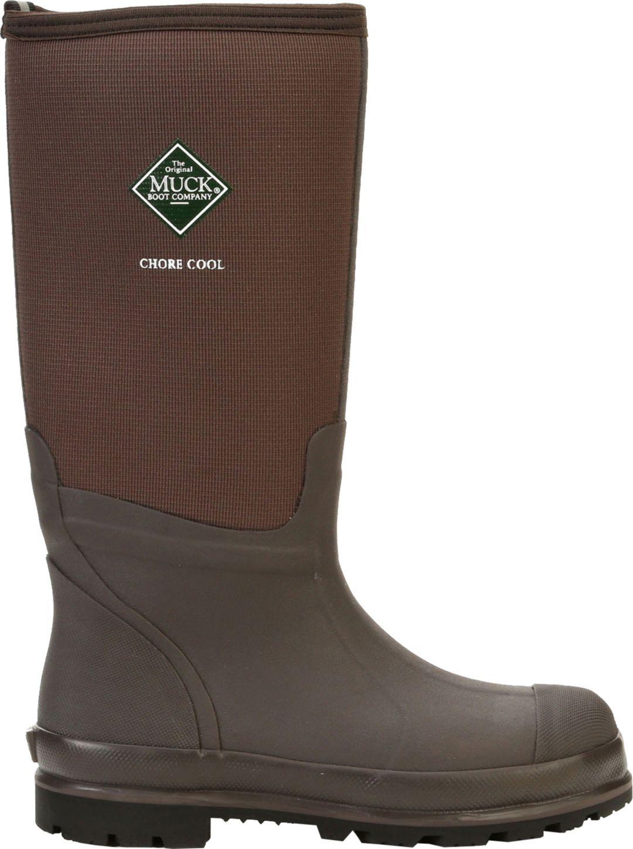 8fd5ef0d926 Muck Boots Men's Chore Cool High Work Boots