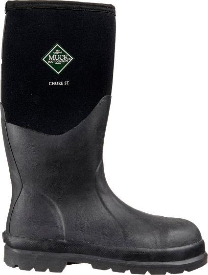 Muck Boots Men s Chore High Waterproof Work Boots  c7426bc02668