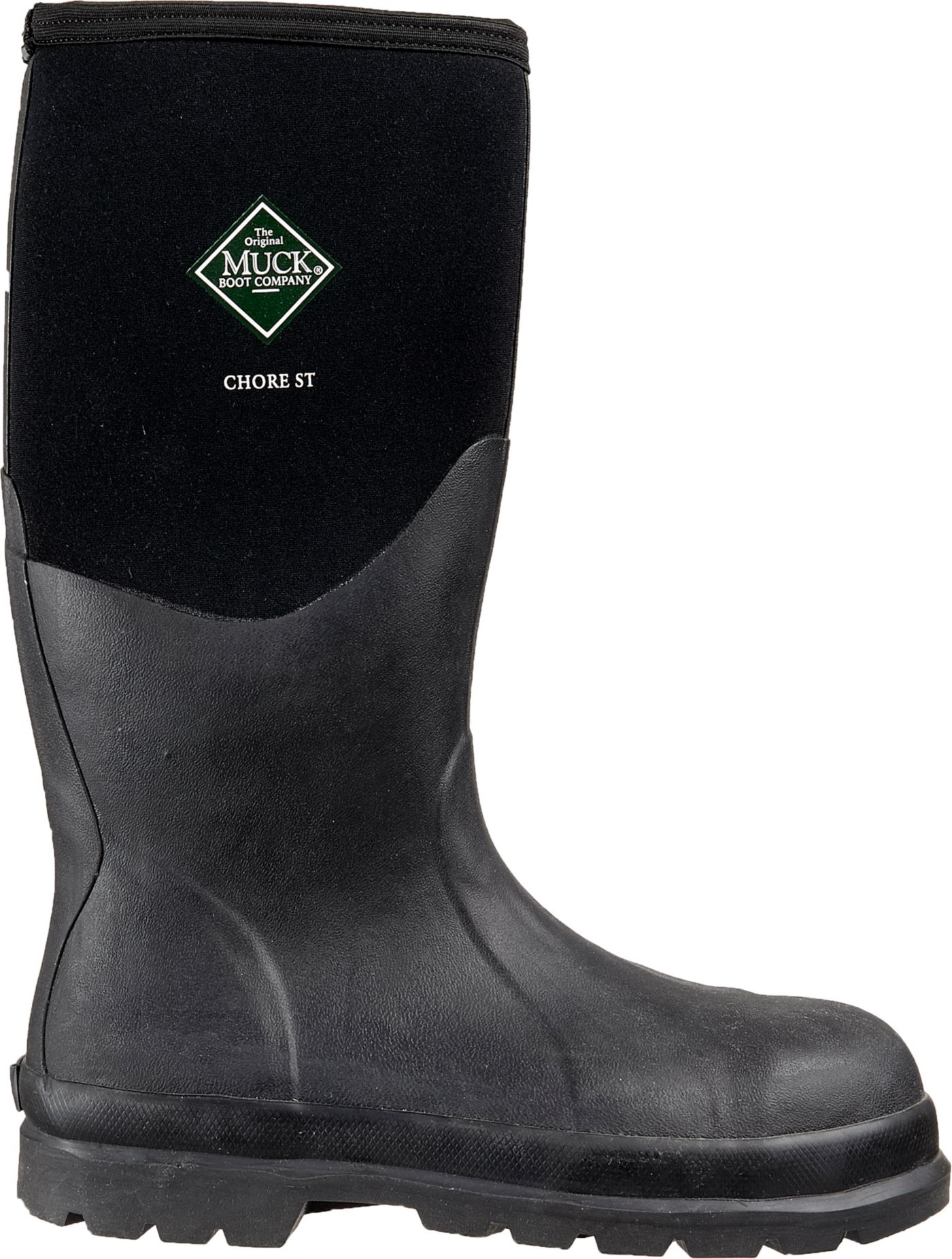 Muck Boots Men's Chore Hi Waterproof Work Boots