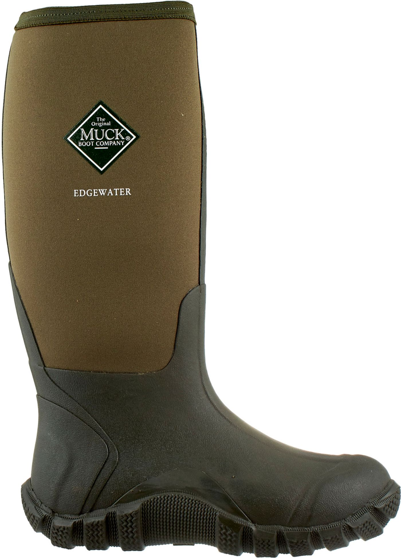Muck Boots Men's Edgewater Sport Rubber Hunting Boots
