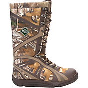 Muck Boots Men's Pursuit Shadow Tall Rubber Hunting Boots