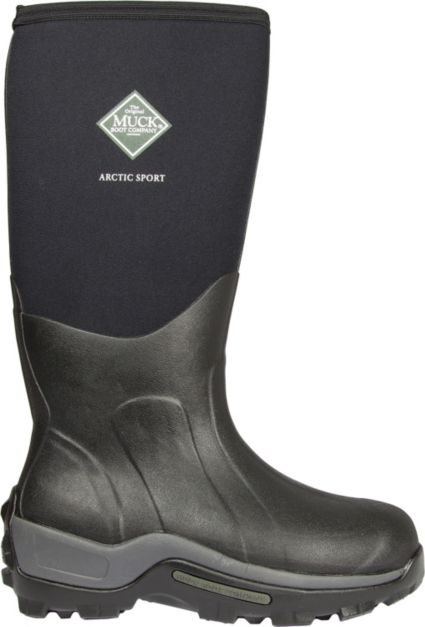 Muck Boots Men S Arctic Hi Sport Rubber Hunting Boots