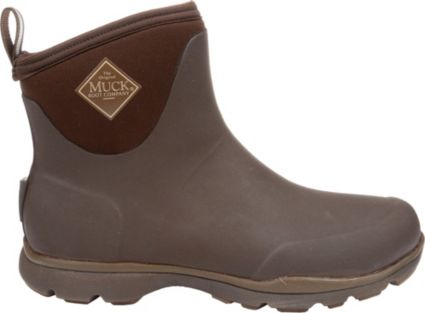 Muck Boots Men's Arctic Excursion Ankle Insulated Winter Boots