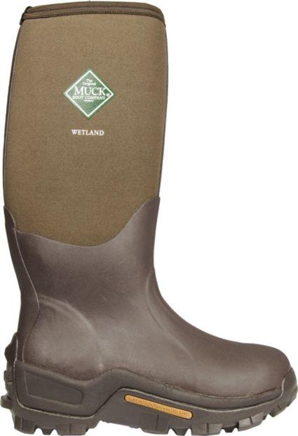 Muck Boots Company Men s Wetland Rubber Hunting Boots  5495874e8e