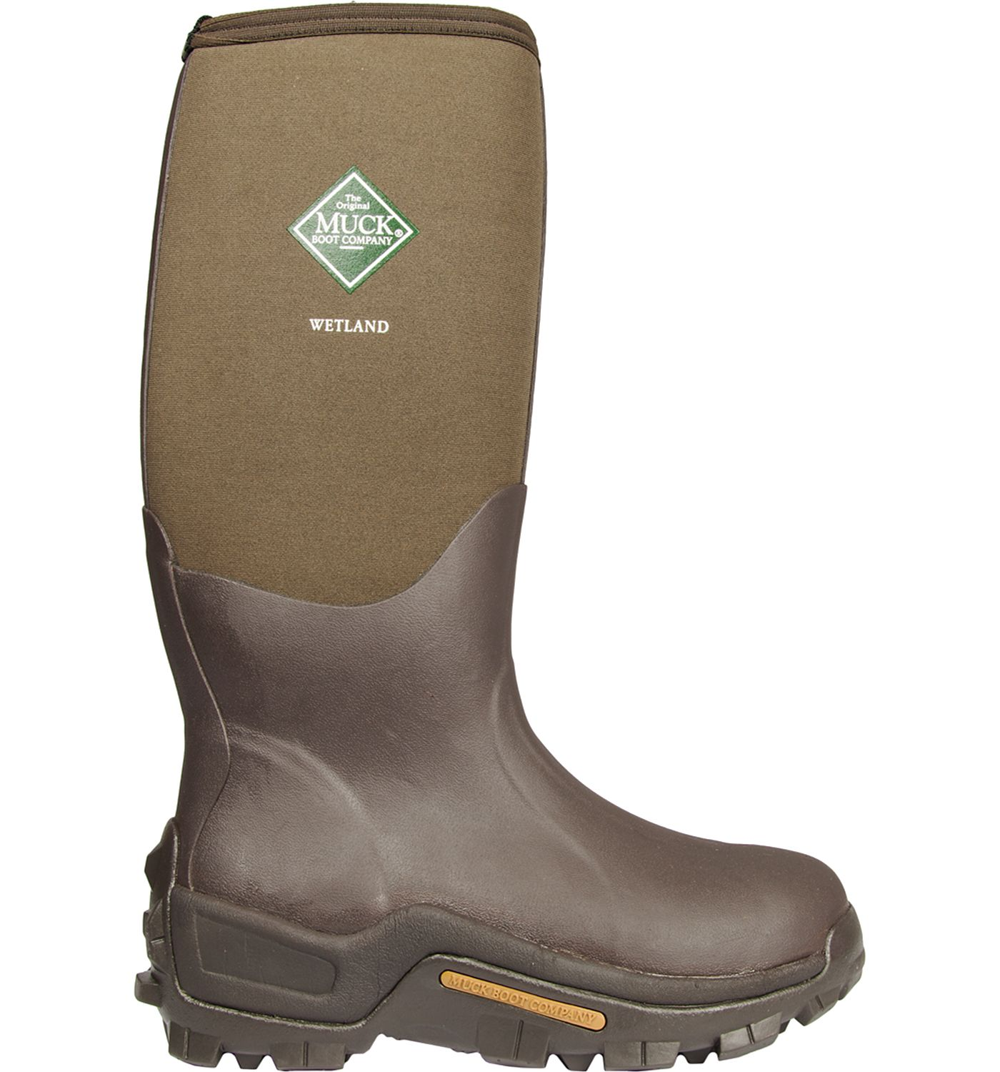Muck Boots Company Men's Wetland Rubber Hunting Boots