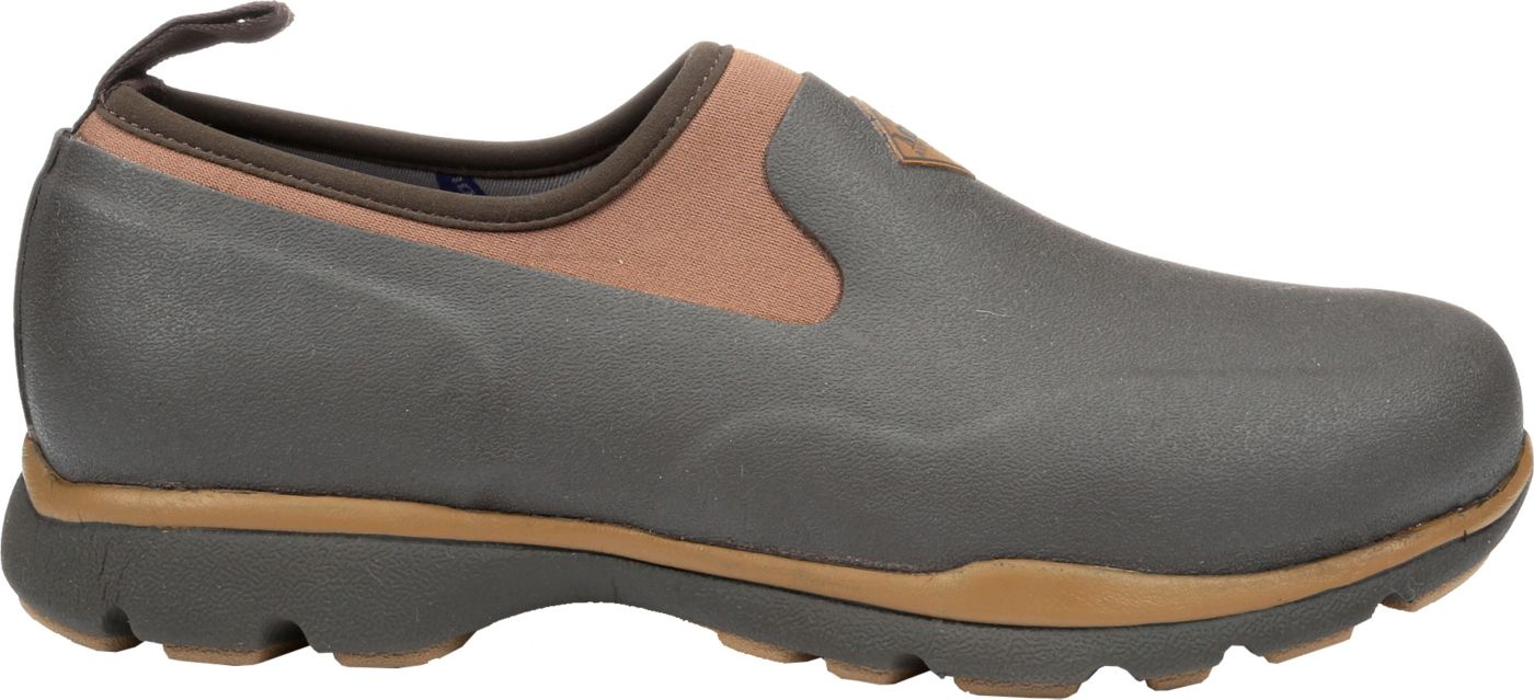 Muck Boots Men's Excursion Pro Low Waterproof Rubber Hunting Shoes