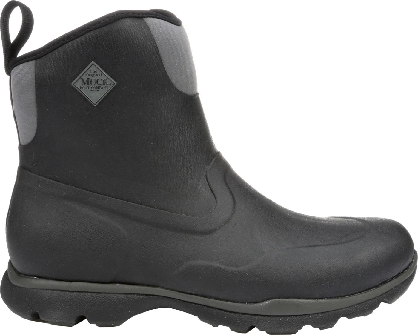 Muck Boots Men's Excursion Pro Mid Waterproof Rubber Hunting Boots