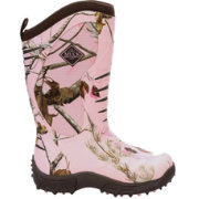 Muck Boots Women's Pursuit Stealth Rubber Hunting Boots